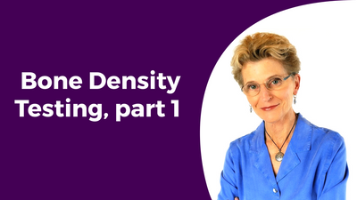 Bone Density Testing<br/>Dr. Lani Simpson<br/>Video