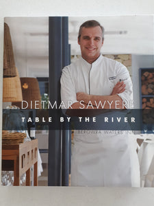 Table By The River - Berowra Waters Inn by Dietmar Sawyere