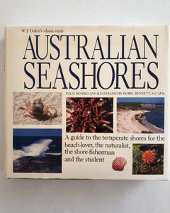 W.J. Dakin's Australian Seashores - Revised & Illustrated by Isobel Bennett