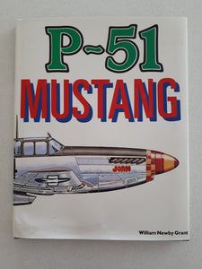 P-51 Mustang  by William Newby Grant