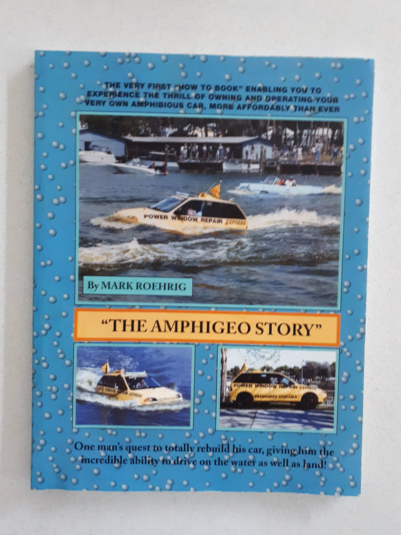 The Amphigeo Story by Mark Roehrig