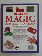 Load image into Gallery viewer, The Art of Magic and Sleight of Hand  by Nicholas Einhorn