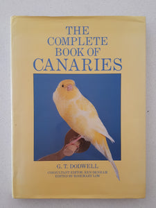 The Complete Book of Canaries by G. T. Dodwell