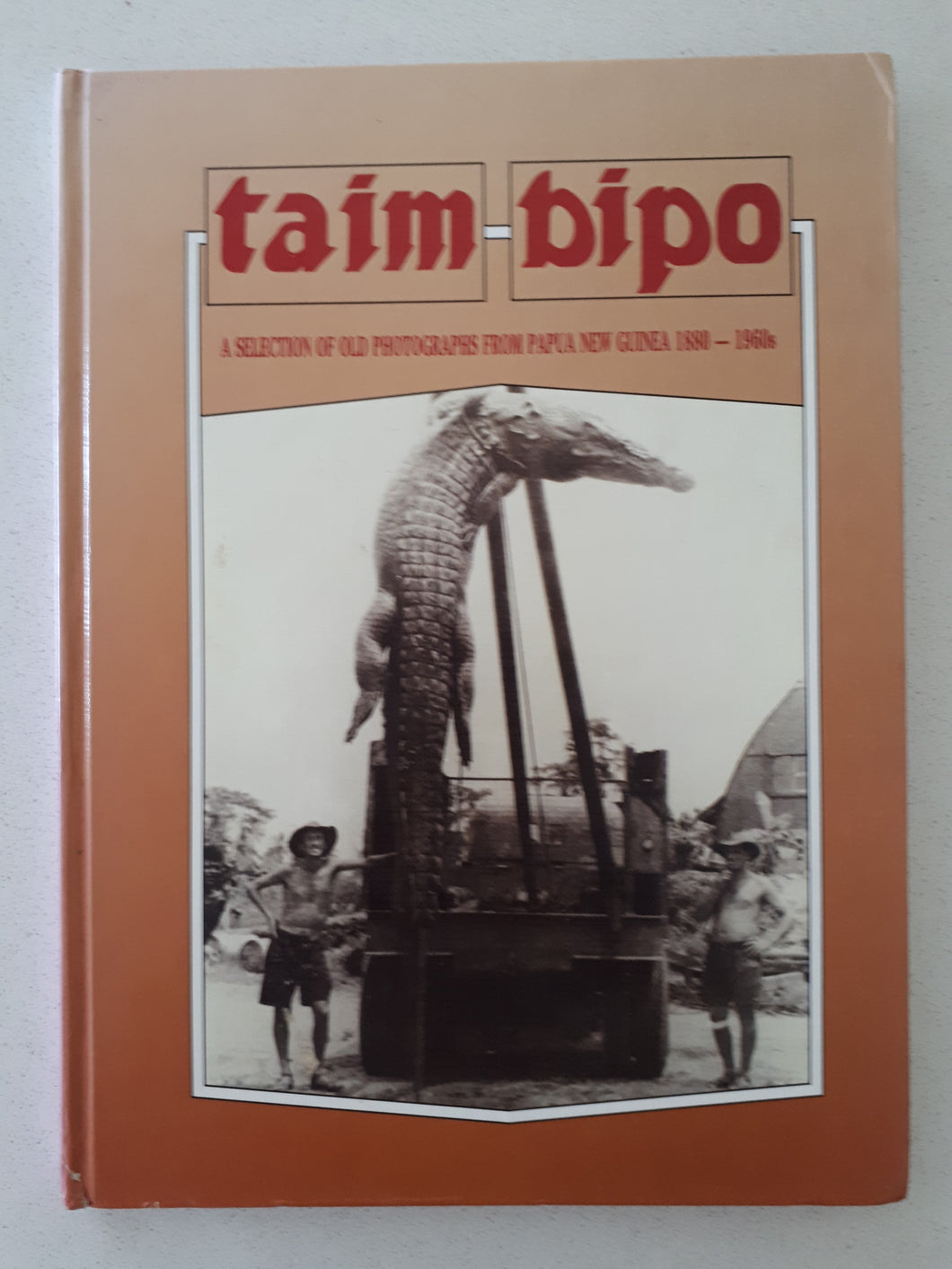TAIM BIPO by Michael Coutts