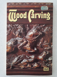 Wood Carving by Charles G. Leland