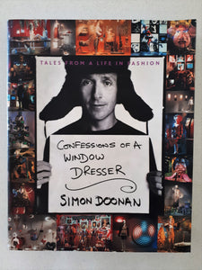 Confessions of a Window Dresser by Simon Doonan