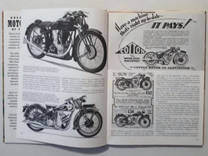 Great British Motor Cycles of the Thirties by Bob Currie