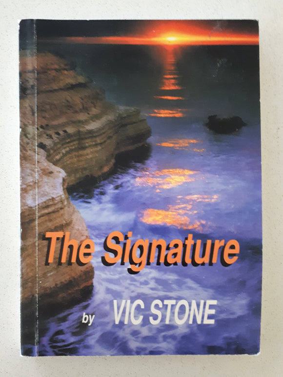 The Signature  by Vic Stone