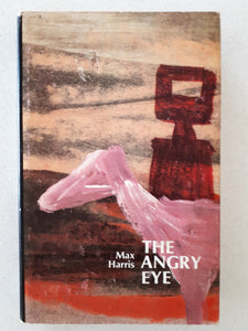 The Angry Eye by Max Harris
