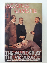 Load image into Gallery viewer, The Murder at the Vicarage by Agatha Christie