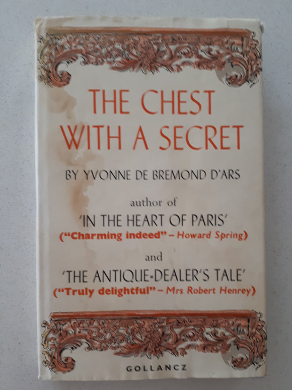 The Chest With A Secret by Yvonne De Bremond D'Ars