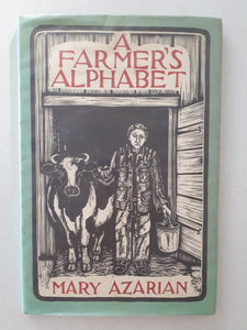 A Farmer's Alphabet by Mary Azarian