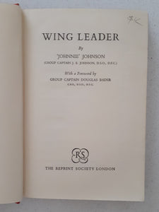 Wing Leader by 'Johnnie' Johnson