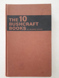 The 10 Bushcraft Books by Richard Graves