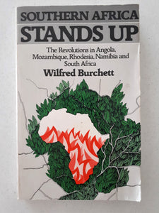 Southern Africa Stands Up by Wilfred Burchett