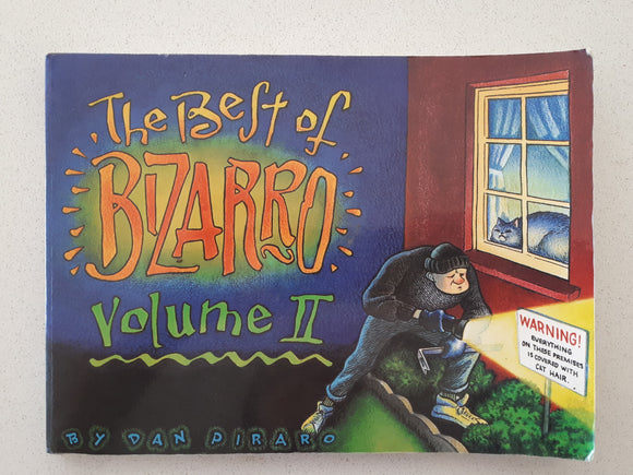 The Best of Bizarro Volume II by Dan Piraro