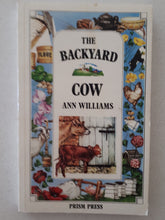 Load image into Gallery viewer, The Backyard Cow by Ann Williams