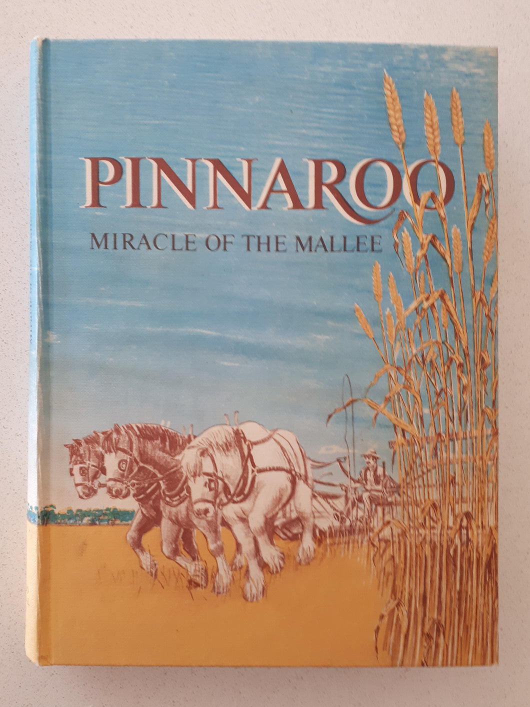 Pinnaroo Miracle Of The Mallee