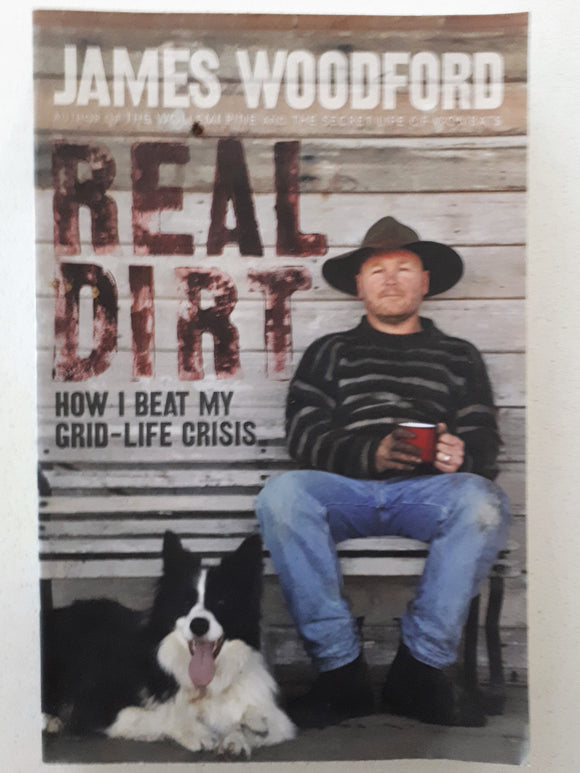 Real Dirt by James Woodford