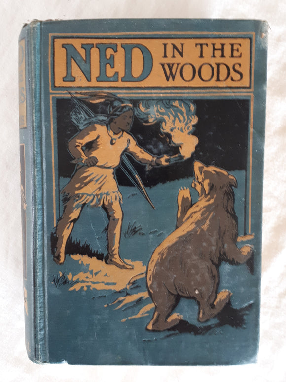 Ned In The Woods by Edward S. Ellis