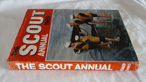 The Scout Annual 1969 edited by Rex Hazlewood