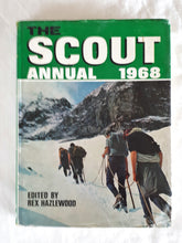 Load image into Gallery viewer, The Scout Annual 1968 edited by Rex Hazlewood