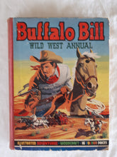 Load image into Gallery viewer, Buffalo Bill Wild West Annual by Arthur Groom