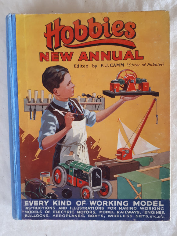 Hobbies New Annual edited by F. J. Camm