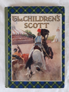 The Children's Scott  Stories From The Waverley Novels  retold by C. J. Kaberry