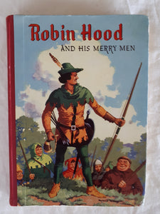 Robin Hood And His Merry Men illustrated by Patrick Nicolle