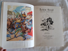 Load image into Gallery viewer, Robin Hood And His Merry Men illustrated by Patrick Nicolle