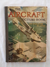 Load image into Gallery viewer, The Aircraft Picture Book