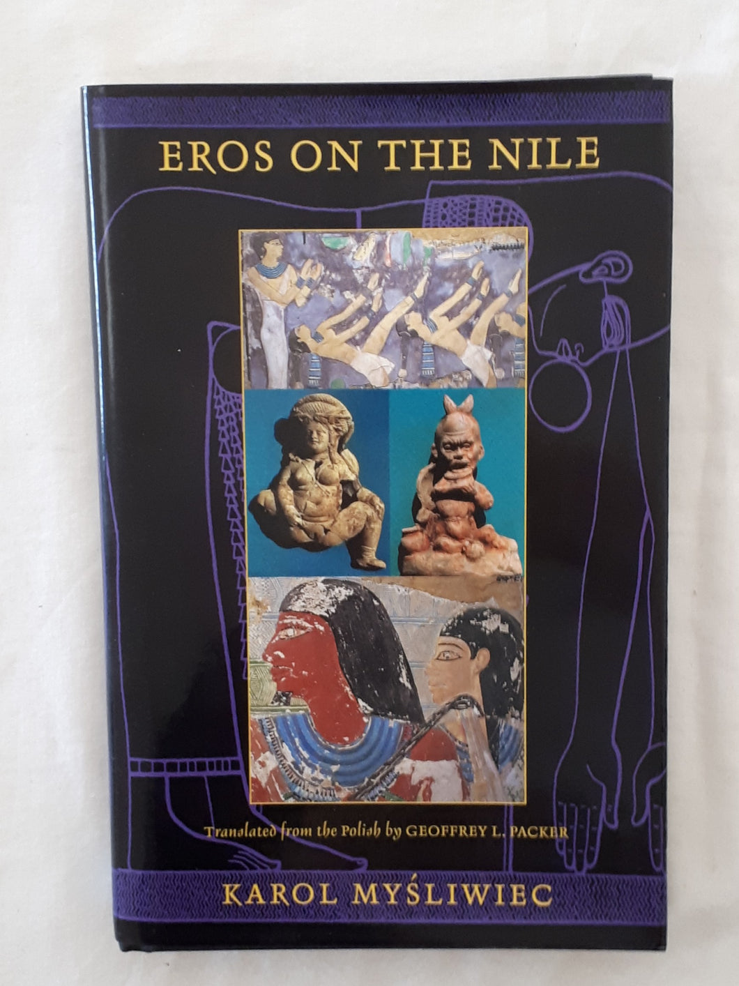 Eros on the Nile  by Karol Mysliwiec
