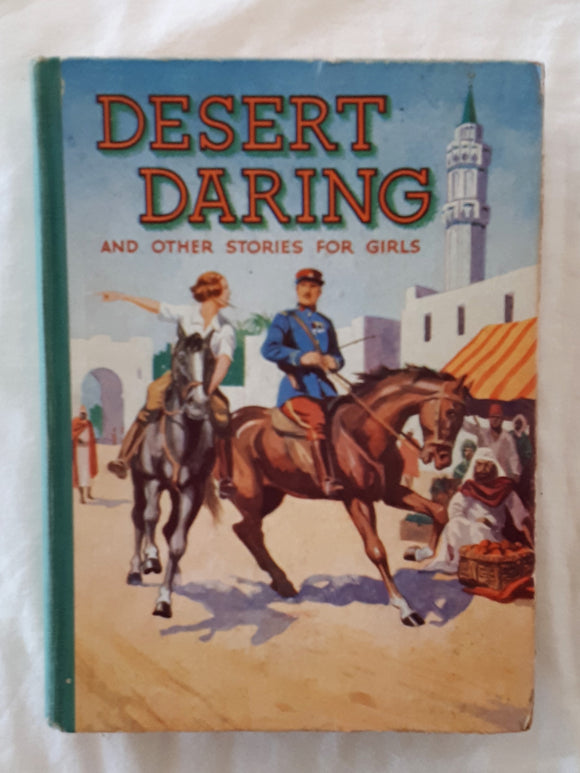 Desert Daring and Other Stories for Girls