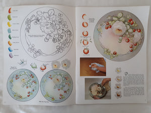 How to Paint on China and Porcelain by Lola Ades