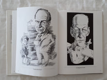 Load image into Gallery viewer, Spooner Caricatures, Drawings and Prints by John Spooner