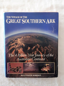 The Voyage of the Great Southern Ark by Reg & Maggie Morrison