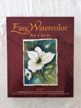 Load image into Gallery viewer, Easy Watercolor An Introductory Course - Book & Gift Set by Marcia Moses