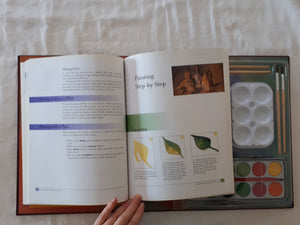 Easy Watercolor An Introductory Course - Book & Gift Set by Marcia Moses