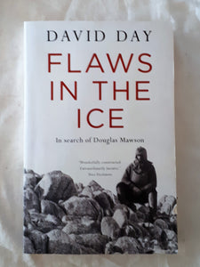 Flaws In The Ice by David Day