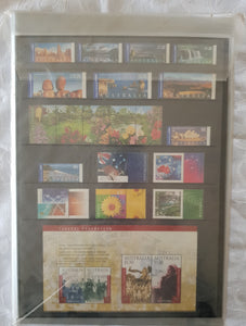 The Collection 2000 Australian Stamps
