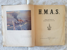 Load image into Gallery viewer, H.M.A.S. Written and Prepared by Serving Personnel of the R.A.N.