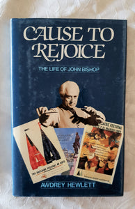 Cause To Rejoice by Awdrey Hewlett