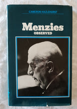 Load image into Gallery viewer, Menzies Observed by Cameron Hazlehurst