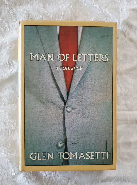 Man Of Letters by Glen Tomasetti