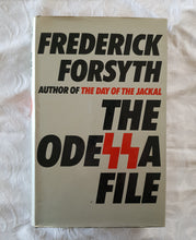 Load image into Gallery viewer, The Odessa File by Frederick Forsyth