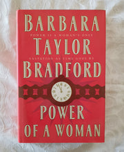 Load image into Gallery viewer, Power of a Woman by Barbara Taylor Bradford