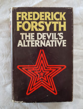 Load image into Gallery viewer, The Devil's Alternative by Frederick Forsyth