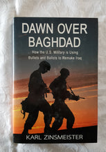 Load image into Gallery viewer, Dawn Over Baghdad by Karl Zinsmeister