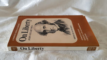 Load image into Gallery viewer, On Liberty John Stuart Mill by David Spitz